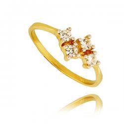 Złoty Pierścionek Pr. 585 Z...
