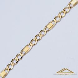 Złoty Łańcuszek o wadze 4,83g