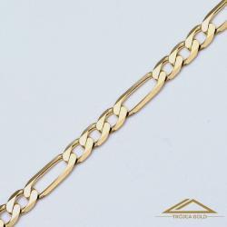Figaro Złoty Łańcuszek 45cm