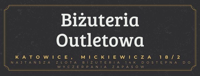 Outlet Biżuterii Katowice, Złota Biżuteria